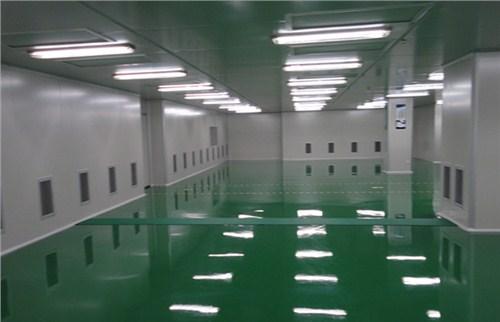阳江10000级洁净厂房施工,洁净厂房