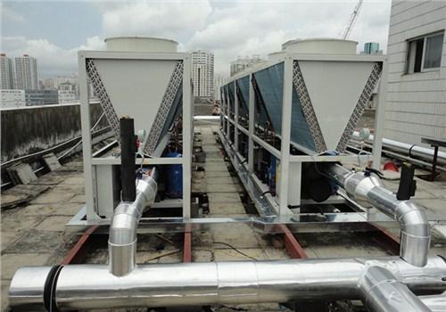 江门办公楼中央空调施工,中央空调