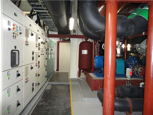 清远车间中央空调安装,中央空调