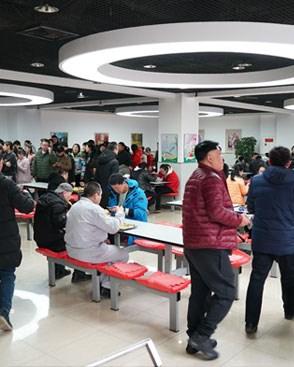 长岭企业食堂承包电话「彤鑫达供」