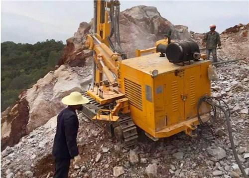 贵州正亿钻机价格,钻机