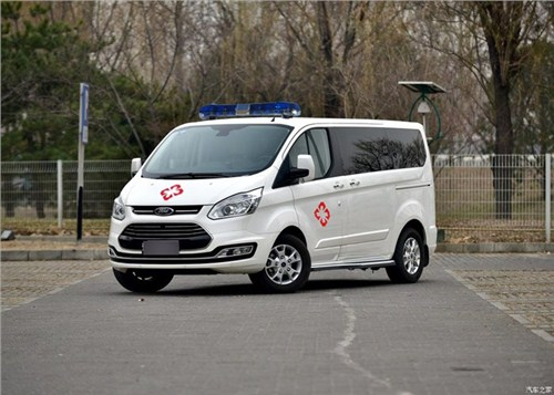 昆明福特新世代全顺短轴福星III救护车价格 诚信为本 昆明特双达特种车辆装备供应