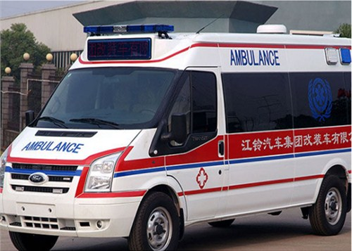 云南昆明多功能监护型救护车报价 欢迎咨询 昆明特双达特种车辆装备供应