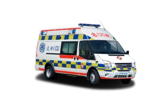 昆明江铃特顺福星III监护型救护车生产厂家 真诚推荐 昆明特双达特种车辆装备供应