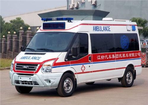 昆明多功能监护型救护车批发公司 欢迎来电 昆明特双达特种车辆装备供应
