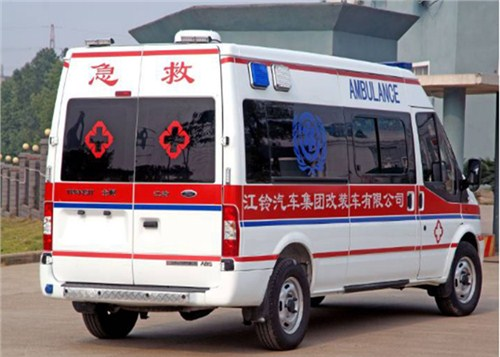 Kunming Jiangling Teshun Guardian Ambulance Manufacturer Reliable Kunming Teshuangda Special Vehicle Equipment Supply
