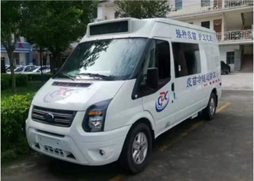 云南医用冷链疫苗车价格 值得信赖 昆明特双达特种车辆装备供应