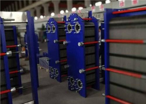 景德镇喷淋式杀菌锅板式换热器 泰州弗斯特换热设备供应