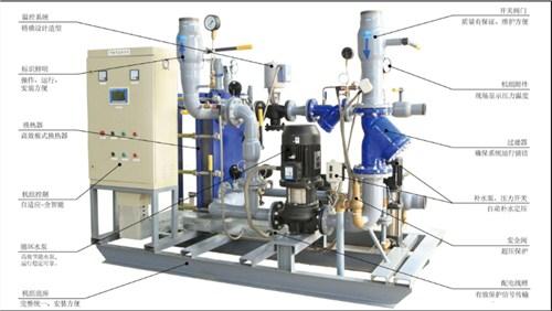 舟山自动换热机组 泰州弗斯特换热设备供应