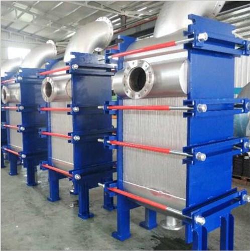 宁夏工作液氢化液全焊接换热器 泰州弗斯特换热设备供应