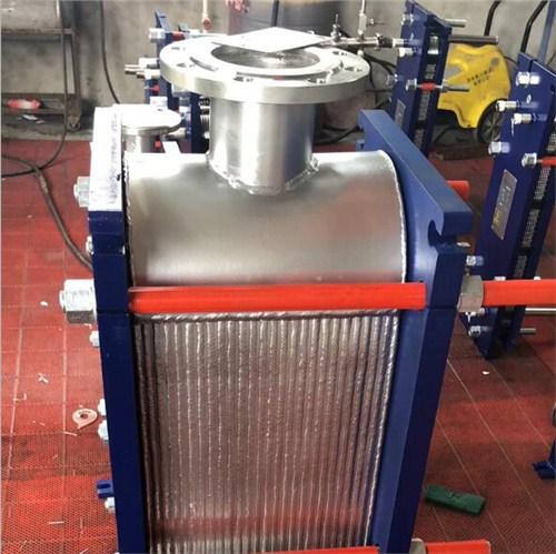 姑苏区氨水全焊接换热器 泰州弗斯特换热设备供应