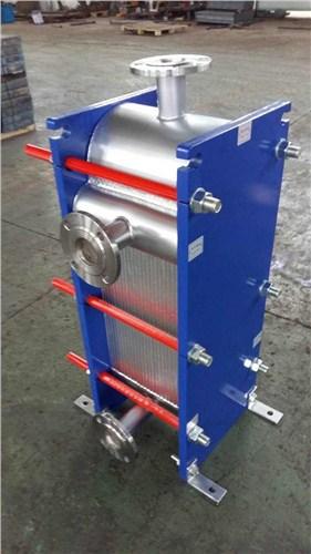 襄阳脂肪酸全焊接换热器 泰州弗斯特换热设备供应