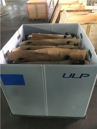 塑料围板箱 折叠围板箱 睿池供应链