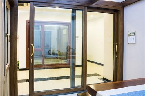 徐州高端HG170系列木铝复合推拉门上门安装,HG170系列木铝复合推拉门