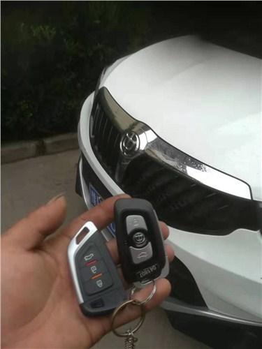 北关区配汽车钥匙要多少钱,钥匙