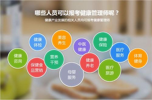 云南健康管理师报考点,健康管理师