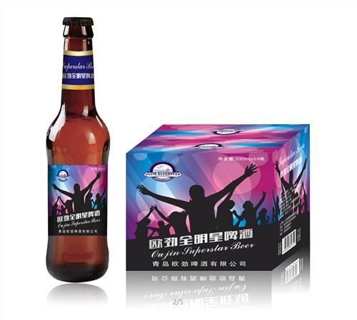 哈尔滨精酿啤酒 铸造辉煌「青岛欧劲啤酒供应」