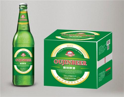 潍坊散装欧劲啤酒展 客户至上「青岛欧劲啤酒供应」