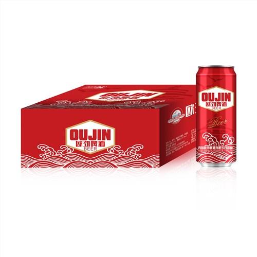 哈尔滨欧劲啤酒供应商 客户至上「青岛欧劲啤酒供应」
