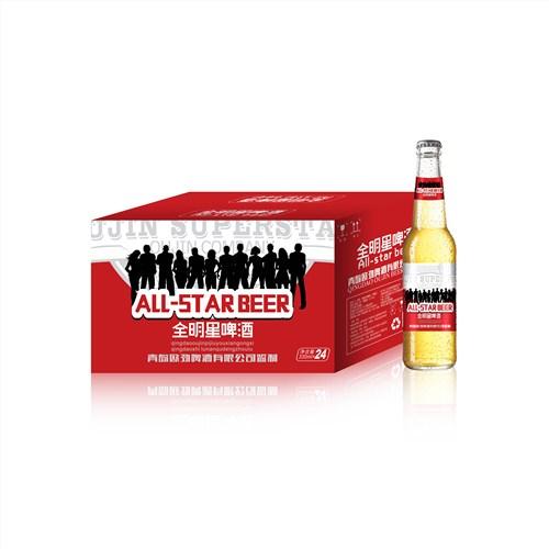 哈尔滨全明星啤酒商家 和谐共赢「青岛欧劲啤酒供应」