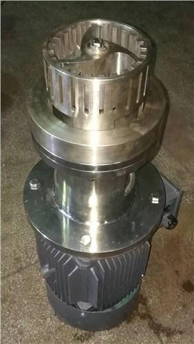 上海原装釜底乳化机 可量尺定做