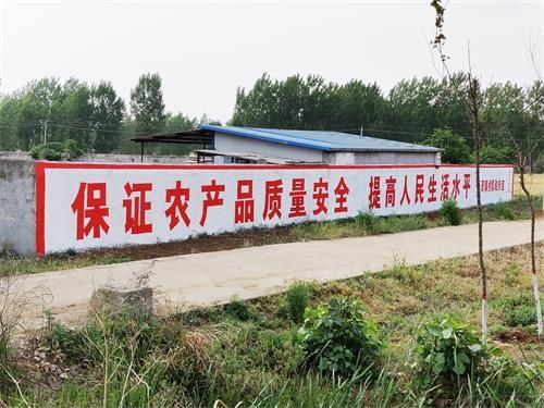 南阳党政标语 南阳墙体广告制作中心