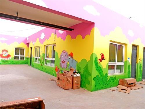 南阳文化墙彩绘设计 南阳墙体广告制作中心
