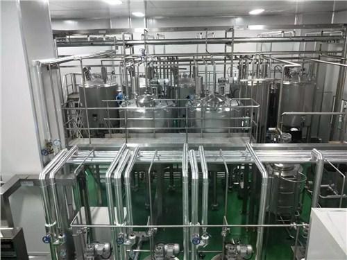 青海知名豆奶生产线 客户至上 上海维殊机械科技供应