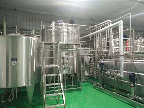 上海智能豆奶生产线 诚信为本 上海维殊机械科技供应