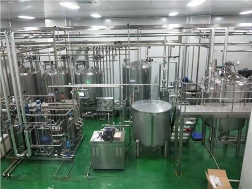 西藏知名乳品生产线 诚信为本 上海维殊机械科技供应