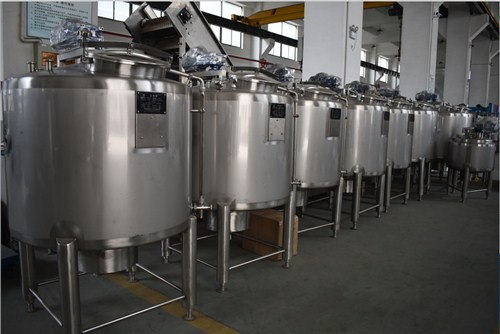 新疆蓝莓酒发酵罐 欢迎咨询 上海维殊机械科技供应