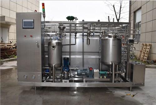 浙江自动巴氏奶生产线 口碑推荐 上海维殊机械科技供应