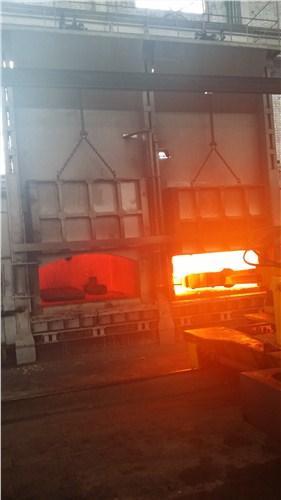 大同台车式蓄热式锻造炉生产厂商,蓄热式锻造炉