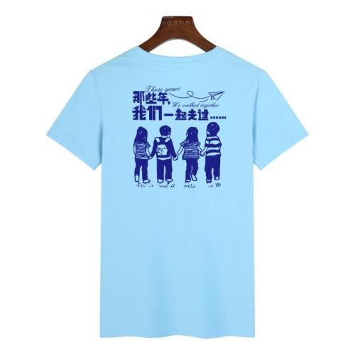 宜昌专业文化衫定制多少钱 欢迎来电 武汉恒捷美隆服饰供应