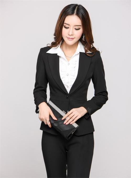 荆州女士职业装定制哪家好 客户至上 武汉恒捷美隆服饰供应