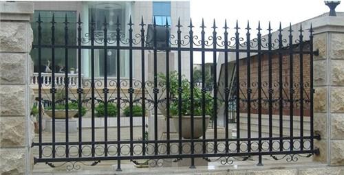 湖北新中式 铝艺焊接栏杆工厂,铝艺焊接栏杆