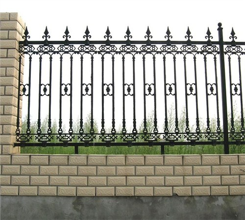 潜江家装铝艺护栏工厂,铝艺护栏