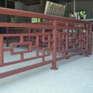 随州家装铝艺护栏工厂,铝艺护栏