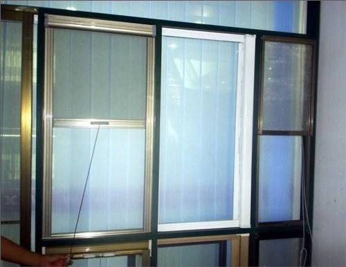 襄阳焊接一体纱窗价格「豪赛迪供应」