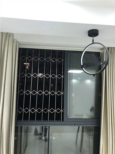 随州家装隐形折叠防护网,隐形折叠防护网