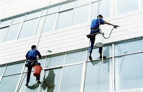 湖北公司外墙清洗哪家技术好 有口皆碑 武汉宏通盛保洁服务供应