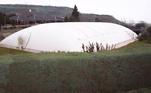 汉南充气膜结构制作,充气膜结构