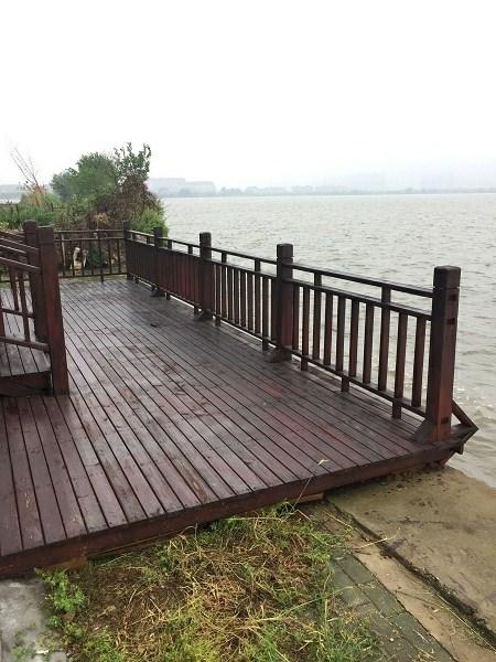 湖南防腐木护栏工程 侨乡湘正木业供应