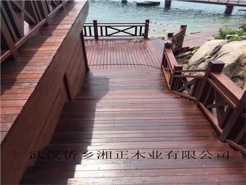 湖北户外防腐木木栈道批发 侨乡湘正木业yabo402.com