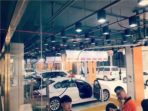 仙桃自动洗车机大概多少钱 欢迎咨询 武汉欣远迈腾汽车设备供应