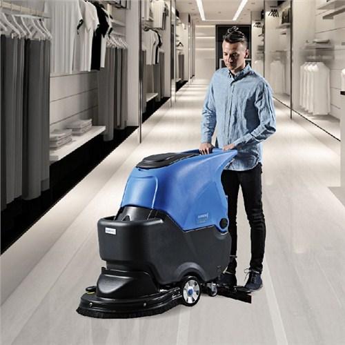 咸宁高铁站手推式洗地机价格 武汉驰诚清洁设备供应