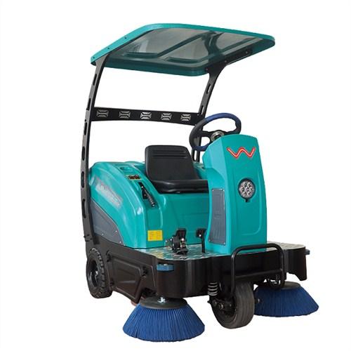 荆门旅游景区电动扫地车哪个品牌好 武汉驰诚清洁设备供应