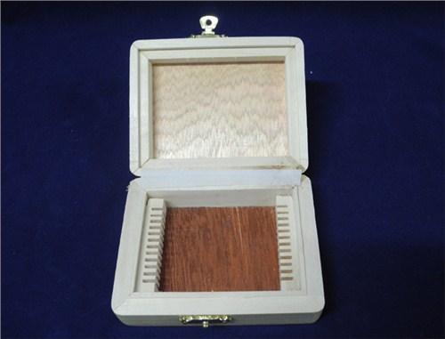 木质切片盒定制_木质切片盒厂家直销_木质切片盒价格_维克科教供