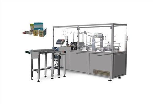 透明膜三维包装机设备包装机厂家采购扑克包装机 鸿晖供