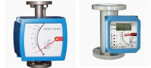 上海金属管浮子流量计价格-规格-商家 物位供
